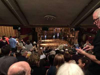 PrivateBank Theatre, section: Mezzanine LC, row: N, seat: 311