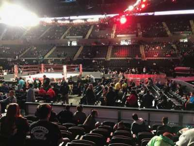 Nassau Veterans Memorial Coliseum, section: 2, row: 7, seat: 5