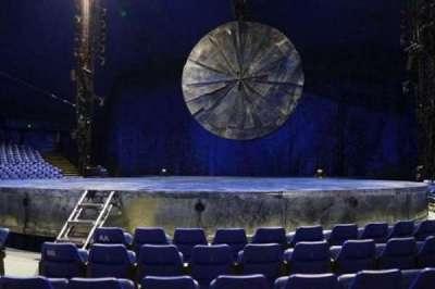 Cirque Du Soleil - Luzia, section: 101, row: D, seat: 5