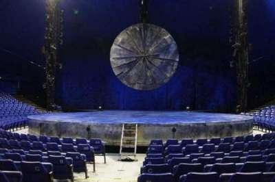 Cirque Du Soleil - Luzia, section: 101, row: G, seat: 1