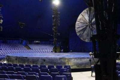 Cirque Du Soleil - Luzia, section: 101, row: G, seat: 24
