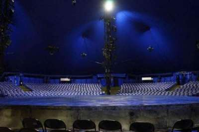 Cirque Du Soleil - Luzia, section: 103, row: C, seat: 26