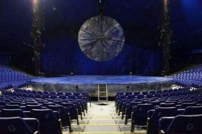 Cirque Du Soleil - Luzia, section: 200, row: H, seat: 12