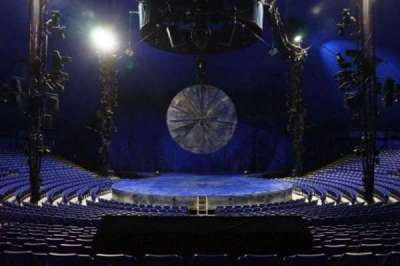 Cirque Du Soleil - Luzia, section: 200, row: R, seat: 16