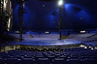 Cirque Du Soleil - Luzia, section: 205, row: H, seat: 1
