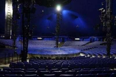 Cirque Du Soleil - Luzia, section: 205, row: M, seat: 9