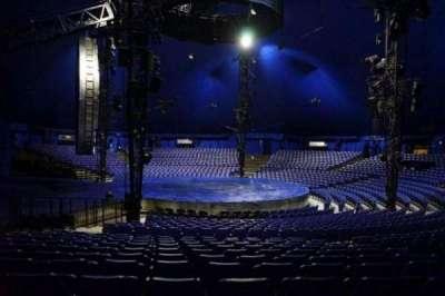 Cirque Du Soleil - Luzia, section: 205, row: R, seat: 8