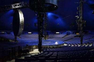 Cirque Du Soleil - Luzia, section: 205, row: R, seat: 19