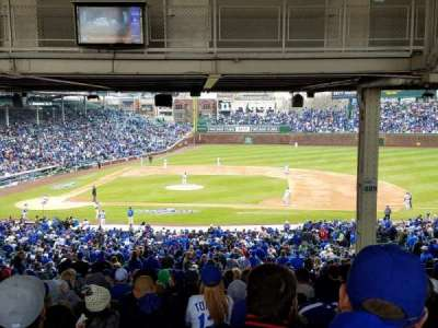 Wrigley Field, section: 229, row: 22, seat: 109