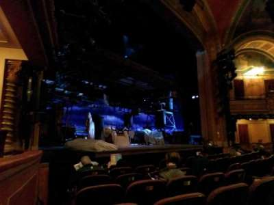 American Airlines Theatre, section: Orchestra Left, row: F, seat: 15