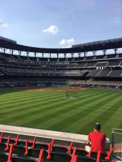 SunTrust Park section 152