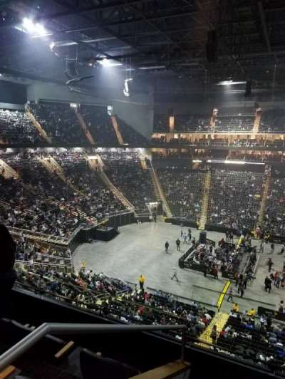 Sprint Center, section: Suite B-28