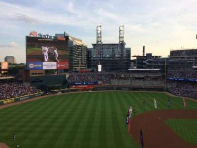 SunTrust Park section 335