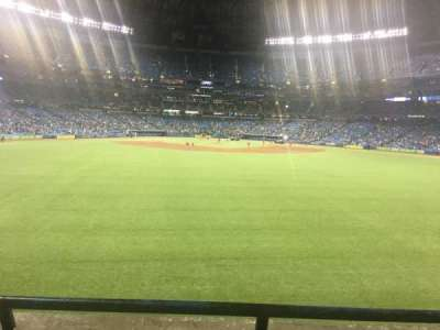 Rogers Centre, section: 101L, row: 2, seat: 108