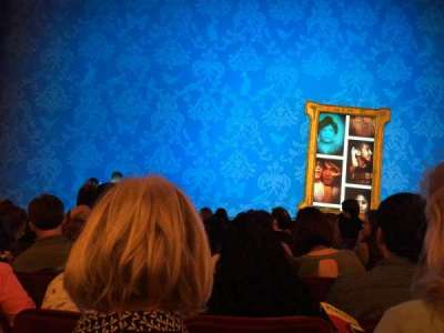 Walter Kerr Theatre, section: Orchestra, row: J, seat: 112