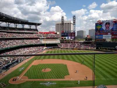 SunTrust Park section 320