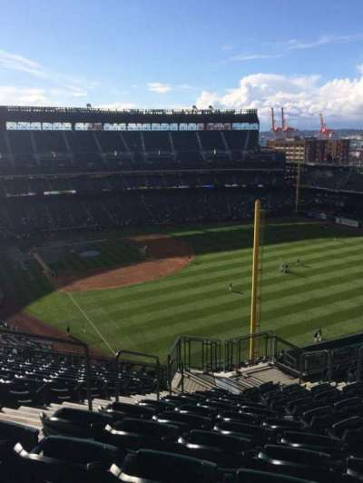 Safeco Field, section: 311, row: 15, seat: 13