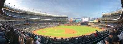 Yankee Stadium, section: 215, row: 12, seat: 12