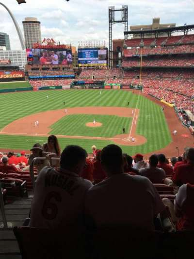 Busch Stadium, section: 253, row: 13, seat: 17