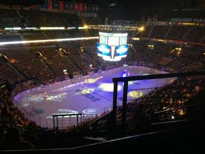 Bridgestone Arena section 305