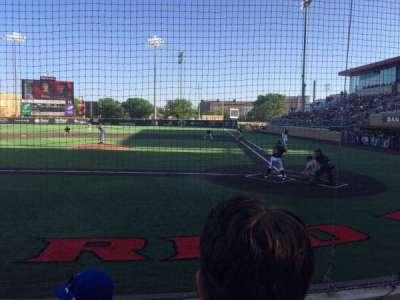 Dan Law Field, section: C5, row: 3, seat: 3