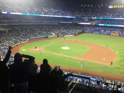 Citi Field, section: 310, row: 7, seat: 1