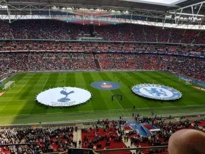 Wembley Stadium section 502