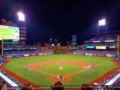 Citizens Bank Park, section: 222, row: 3, seat: 9