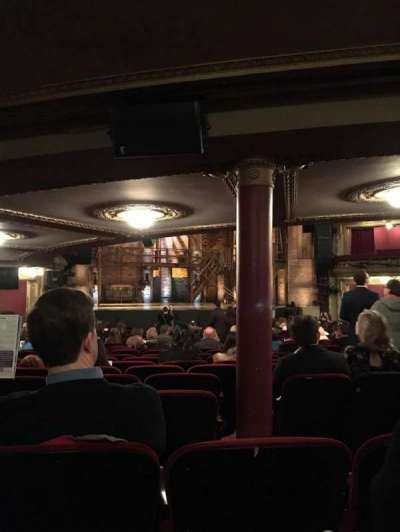PrivateBank Theatre, section: Orchestra L, row: Y, seat: 7