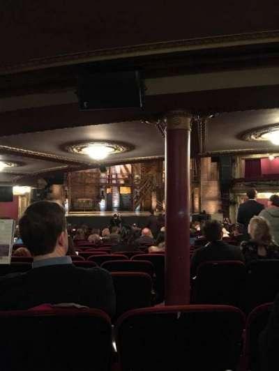 CIBC Theatre section Orchestra L