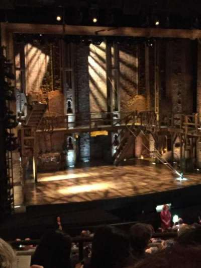 Orpheum Theatre (San Francisco), section: Mezz, row: F, seat: 15