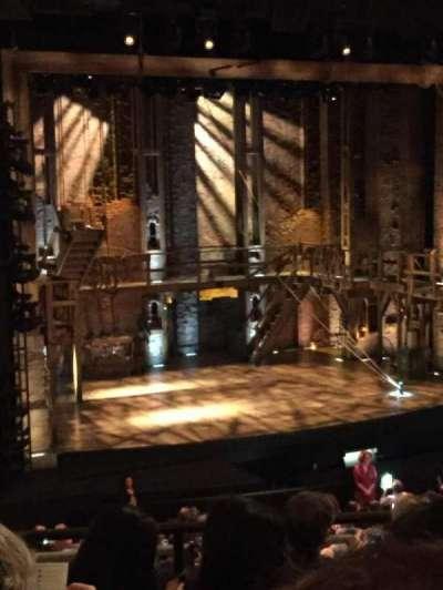 Orpheum Theatre (San Francisco), section: Mezz, row: F, seat: 15