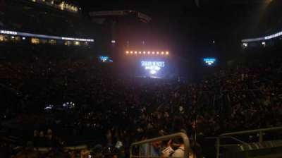 Air Canada Centre, section: 101, row: 26, seat: 3