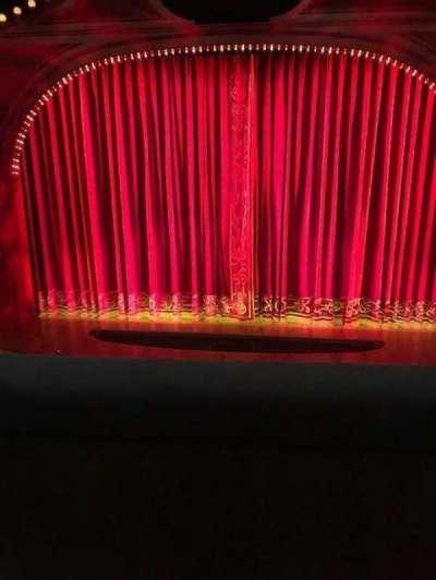 Shubert Theatre section Center Mezzanine