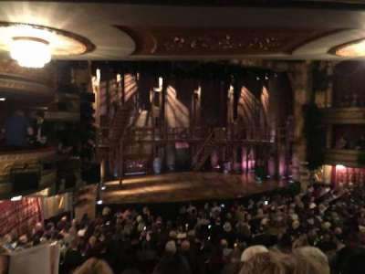 Richard Rodgers Theatre, section: Orchestra Left, row: R, seat: 21