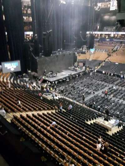 Air Canada Centre, section: 308, row: 1
