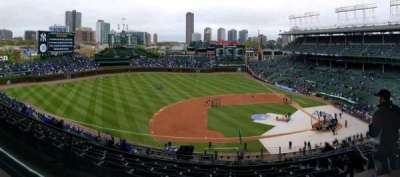 Wrigley Field section 411L