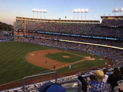 Dodger Stadium, section: 31RS, row: G, seat: 3