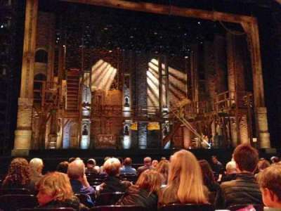 Orpheum Theatre (San Francisco), section: Orchestra, row: M, seat: 113