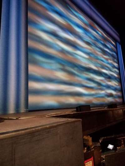Durham Performing Arts Center, section: 1, row: B, seat: 135