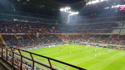 Stadio Giuseppe Meazza, section: 261, row: 2, seat: 14