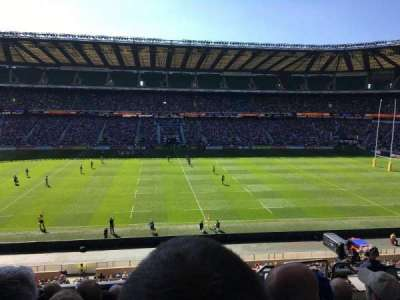 Twickenham Stadium section M33