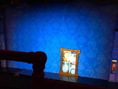Walter Kerr Theatre, section: Mezzanine, row: A, seat: 2