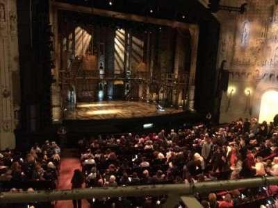 Orpheum Theatre (San Francisco), section: Loge L, row: A, seat: 1