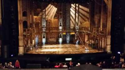 Orpheum Theatre (San Francisco), section: Loge LC, row: c, seat: 109