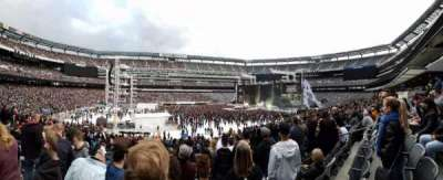 MetLife Stadium, section: 115a, row: 30, seat: 9