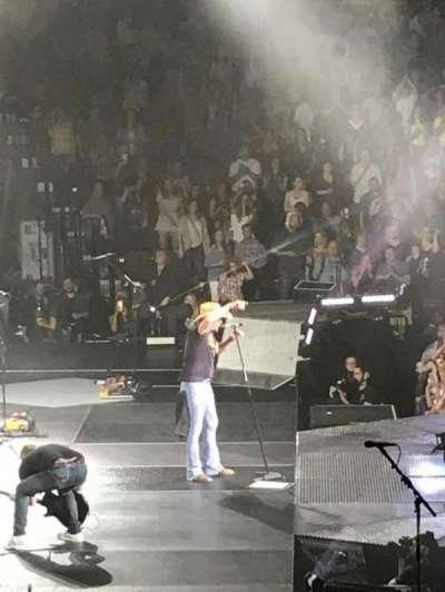 Mohegan Sun Arena, section: 26, row: R, seat: 5