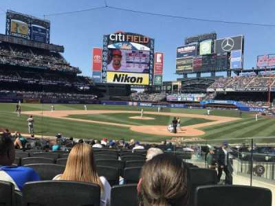 Citi Field, section: 16, row: 15, seat: 5