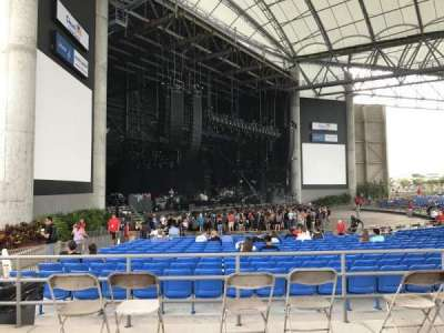 MidFlorida Credit Union Amphitheatre, section: 8, row: D, seat: 7