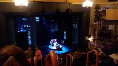 Music Box Theatre section mezzanine